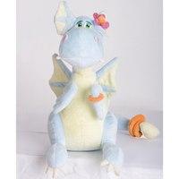"""Мягкая игрушка """"дракон с цветочком"""" (30 см), Gulliver (Гулливер)"""