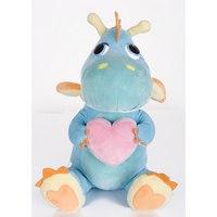 """Мягкая игрушка """"дракончик с сердечком"""" (32 см), Gulliver (Гулливер)"""