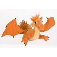 """Мягкая игрушка """"огненный дракон"""" (25 см), Gulliver (Гулливер)"""