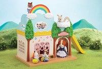 """Игровой набор """"разноцветный детский сад"""", Sylvanian Families"""