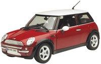 """Сборная модель автомобиля """"mini cooper"""", Motor Max"""