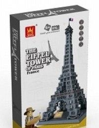 "Конструктор пластиковый ""эйфелева башня"", Shenzhen Jingyitian Trade Co., Ltd."