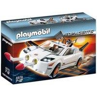 """Секретный агент """"супер гонщик"""", Playmobil (Плэймобил)"""