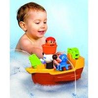 """Игрушка для ванны """"пиратский корабль"""", Tomy"""