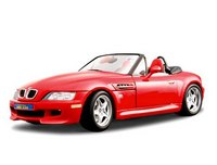 "Автомобиль ""bmw m roadster"", Bburago (Ббураго)"