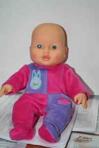 """Кукла """"малышка 5"""" девочка (31 см), Весна"""