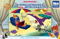 "Пазл ""леопольд: акула"", 260 элементов, Astrel"