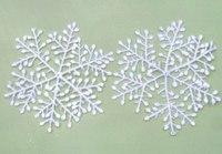 """Новогодняя подвеска """"снежинка"""", Snowmen"""