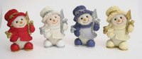 "Фигурка ""снеговик с лопатой"", Snowmen"