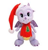 "Мягкая игрушка ""дракон"" (29 см), Mister Christmas"