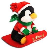 """Электромеханическая мягкая игрушка """"пингвин"""", Mister Christmas"""