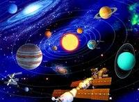 """Пазл """"солнечная система"""", 200 элементов, Ravensburger"""