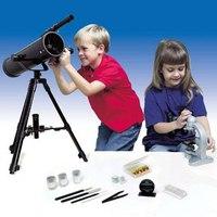 """Набор 3 в 1 """"бинокль, телескоп, микроскоп"""", Edu-toys"""