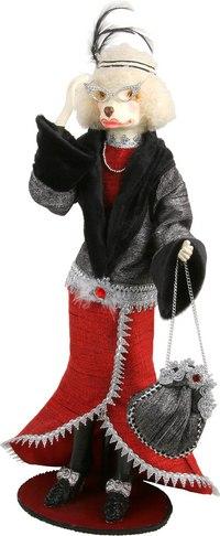 "Кукла ""собака"", Mister Christmas"
