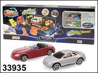 "Машинки металлические ""water racing transporter-2"" с грузовиком, Autotime"