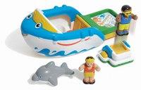 Игровой набор для ванны «водные приключения дэнни», WOW