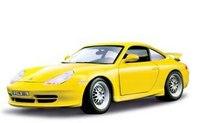 Модель автомобиля porsche gt3 strasse, Bburago (Ббураго)