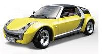 Модель автомобиля smart roadster coupe, Bburago (Ббураго)
