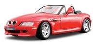 Сборная модель автомобиля bmw m roadster (1996), Bburago (Ббураго)