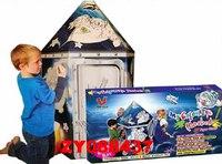 """Детский домик """"ракета"""". картонный конструктор, Shenzhen Jingyitian Trade Co., Ltd."""