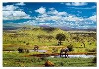 """Пазл """"национальный парк. кения"""" (500 деталей), Educa"""