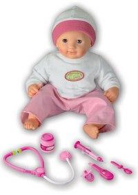 """Кукла интерактивная """"маленький пациент"""" (40 см), Klein"""