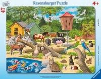 """Пазл """"домашние животные"""" (47 элементов), Ravensburger"""