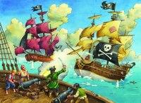 """Пазл """"битва пиратов"""" (100 элементов), Ravensburger"""