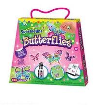 "Набор для творчества ""наклейки: бабочки"", Orb Factory"
