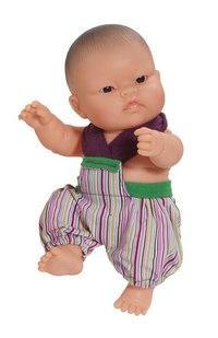 """Кукла """"пупс"""" (мальчик 22 см) в летней одежде, Paola Reina"""
