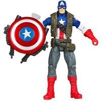 """Фигурка героя фильма """"мстители"""". капитан америка, Hasbro (Хасбро)"""