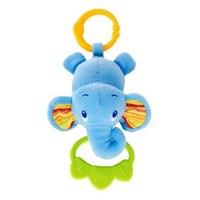 """Развивающая игрушка-подвеска """"слонёнок"""", Bright Starts"""