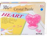 "Конструктор 3d christal ""сердце"", Shenzhen Jingyitian Trade Co., Ltd."