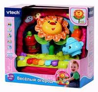 """Развивающая игрушка """"веселый огород"""", VTECH"""