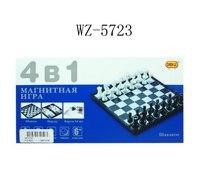 Магнитные шахматы 4 в 1, Китай