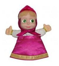 """Кукла на руку """"маша"""", Мульти-Пульти"""