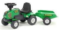 Трактор-каталка с прицепом, FALK
