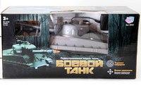 Радиоуправляемый боевой танк с пульками, Play Smart (Joy Toy)