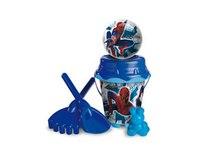 """Песочный набор """"спайдермен 4"""" с мячом, Unice"""