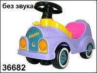 """Машина-каталка """"кабриолет №2"""", Полесье"""