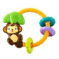 "Развивающая игрушка-погремушка ""обезьянка"", Bright Starts"