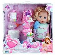"""Кукла интерактивная """"валюша"""", Shantou Gepai"""