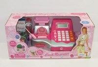 Касса, набор продуктов, сканер, калькулятор, Shantou Gepai