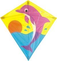 """Воздушный змей """"дельфин"""", От винта!"""
