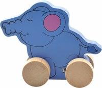 """Каталка """"слон"""", Мир деревянных игрушек (МДИ)"""