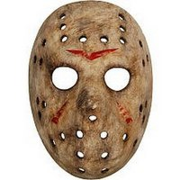 """Маска """"friday the 13th - jason mask"""" part 4 final chapter, Neca"""