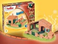 """Строительный набор """"дом"""", Teifoc"""