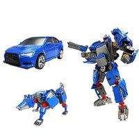 "Робот-трансформер ""mitsubishi lancer evo"", Happy Well"