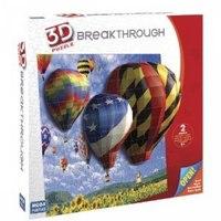 """3d пазл """"воздушные шары"""", Mega Brands (Mega Bloks)"""