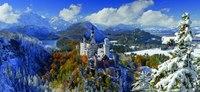 """Пазл-панорама """"замок нойшванштайн"""" (2000 элементов), Ravensburger"""